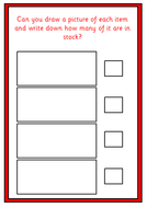 Supermarket Role Play Pack - EYFS