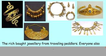 Ancient Greece - KS2 - History Lesson - Ancient Greek fashion & using  sources