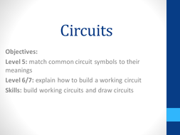 Ks3 introduction to circuits by catbuckle teaching resources tes circuits powerpointpptx publicscrutiny Images