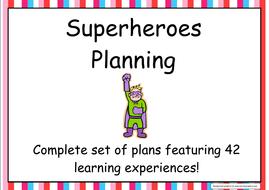 Superheroes-Planning.doc