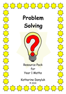 year 1 problem solving activities