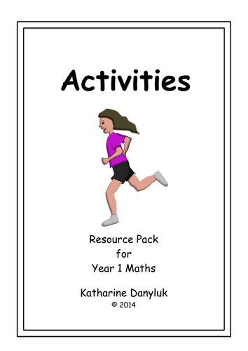 Problem Solving and Activities Resource Packs for Year 1