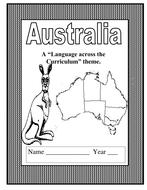 AUSTRALIA a language across the curriculum theme