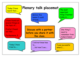 plenary_talk_placemat.doc