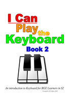 I Can Play the Keyboard Book 2