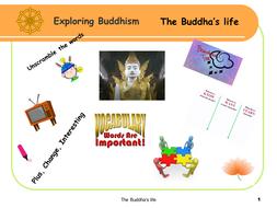 The-Budda's-life.ppt