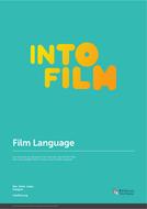 Film Language - for film and media studies