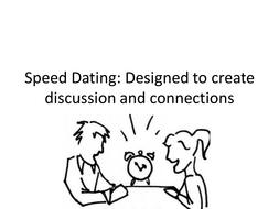 tes speed dating