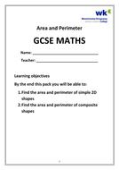GCSE Maths - Workbooks