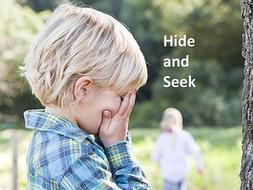 Hide and Seek poem analysis