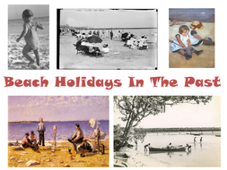 30 Images And Photos Of Beach Holidays In The Past + 31 Fun ...