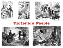 37 Images Of Victorian People Taken From Victorian Era Story Books PowerPoint Presentation