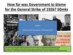 Britain 1918 - 1951 Part 3