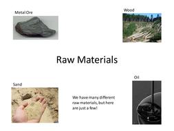 Materials PowerPoint
