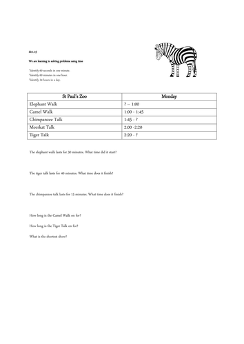 time worksheets and planning for year 2 by amberbradley teaching resources tes. Black Bedroom Furniture Sets. Home Design Ideas