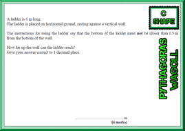 GCSE Mathematics Grade C Shape revision cards