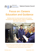 Focus on Careers and Education Guidance