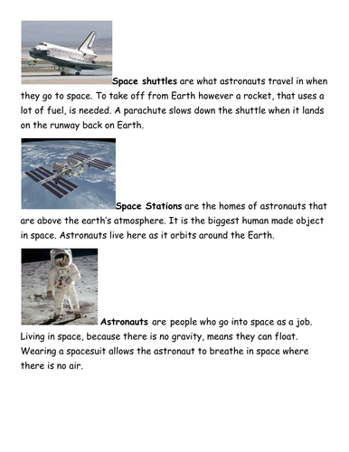 astronaut space diary - photo #6