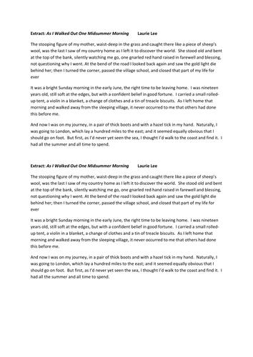 igcse english essay writing help