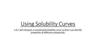 activity 5 5 solubility curves answer key
