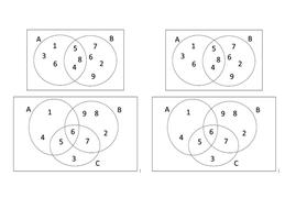 Venn diagrams set notation inc intersection union full venn diagrams set notation inc intersection union full lesson ccuart Choice Image
