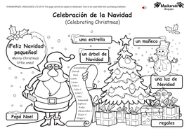 KS1-SPANISH-Level 1: Christmas & Easter by ...