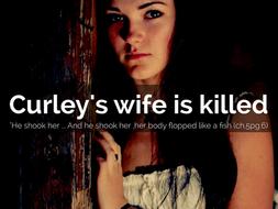 curleys wife