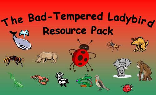 the bad tempered ladybird pdf
