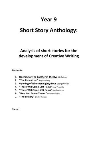 Creative Writing   Belonging