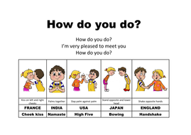 Song how do you do international greetings by bolali teaching song how do you do international greetings m4hsunfo