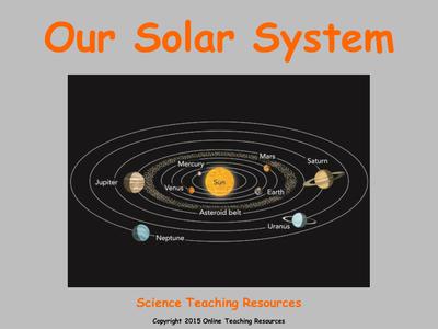 solar system ks2 - photo #21