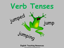 Verb phrases and verb tenses ppt video online download.