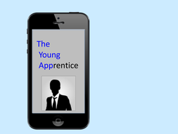 The Young APPrentice Project - Graphics APP design