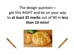 AQA Food Exam 2015 - Last minute dot com