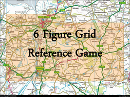 Grid reference game