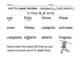 Worksheet Ee Word List phase 5 e grapheme magic split digraph activities and add the sound buttons db2015 pdf