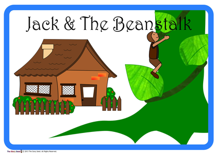 jack and the beanstalk script pdf