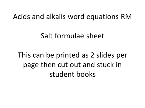 Year 7 Acid and Alkali Wordsearch by hannahthomson2002 ...