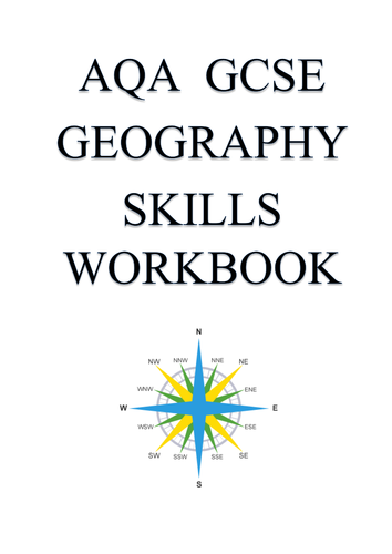 AQA GCSE Geography Skills Workbook by arowlandson