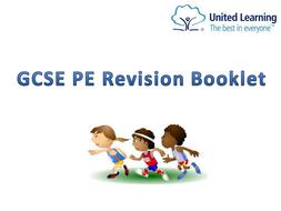AQA GCSE PE Revision Booklet