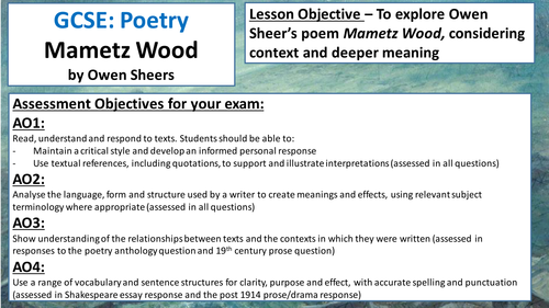 WELCOME - Analytical Grammar