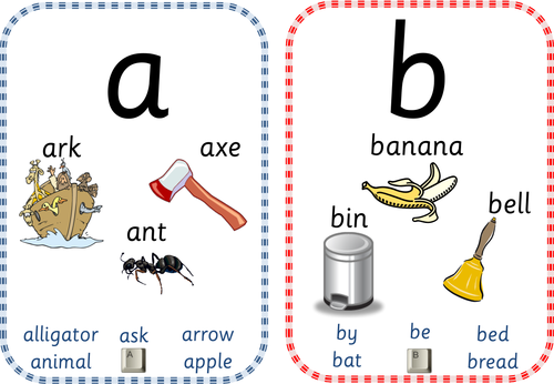 Phonics flashcards by highwaystar - Teaching Resources - TES
