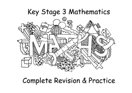 Free Massive Maths Revision Powerpoint KS3 GCSE. Over 100