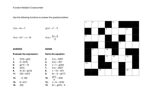 Function notation practice worksheet  2817914   Worksheets liry also  together with Clue Factoring a 1 by camfan54   Teachers Pay Teachers in addition Linear equations and functions   8th grade   Math   Khan Academy furthermore  besides Linear equations and functions   8th grade   Math   Khan Academy together with Math   Khan Academy likewise Alge  all content    Khan Academy moreover Function Notation Resources   Tes together with Alge I Name  Function Notation Worksheet Hour  Date moreover Geometry foundations   High geometry   Math   Khan Academy also  together with Bar chart   Wikipedia likewise  likewise Check sheet   Wikipedia likewise Function Notation Resources   Tes. on function notation worksheet with answers