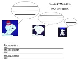 how to write a funny speech