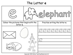 The-Letter-e-Worksheet.pdf