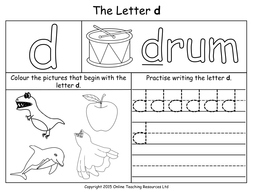 The-Letter-d-Worksheet.pdf