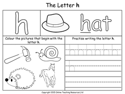 The-Letter-h-Worksheet.pdf