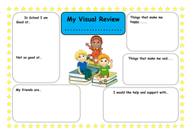 Visual Review for Children with SEN