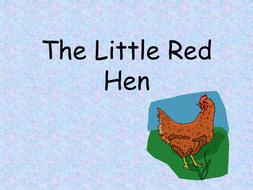 little-red-hen-the-little-red-hen-powerpoint.ppt